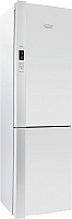 Холодильник с морозильником Hotpoint HF 9201 W RO -