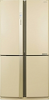 Холодильник с морозильником Sharp SJ-EX98F-BE -
