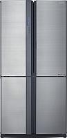 Холодильник с морозильником Sharp SJ-EX98F-SL -