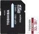 Карта памяти Toshiba EXCERIA microSDHC 32GB / THN-M302R0320EA -
