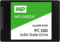 SSD диск Western Digital Green 240GB (WDS240G1G0A) -