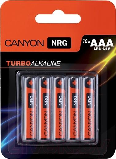 Батарейки ААА Canyon