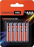 Батарейки ААА Canyon ALKAAA10 (10шт) -