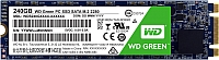 SSD диск Western Digital Green 240GB (WDS240G1G0B) -