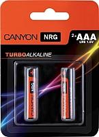 Батарейки ААА Canyon ALKAAA2 (2шт) -