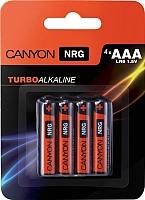 Батарейки ААА Canyon ALKAAA4 (4шт) -