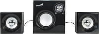 Мультимедиа акустика Genius SW-2.1 370 (черный) -