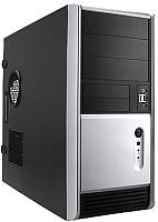 Корпус для компьютера In Win EAR-006 S450HQ7-0 (черный/серебристый) -