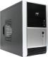 Корпус для компьютера In Win EMR-006 S450HQ7-0 (черный/серебристый) -