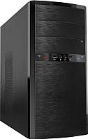 Корпус для компьютера PowerMan ES722BK 500W -