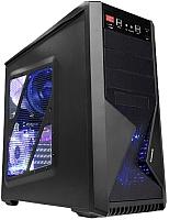Корпус для компьютера Zalman Z9 Plus (черный) -