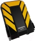 Внешний жесткий диск A-data DashDrive Durable HD710 1TB Yellow (AHD710-1TU3-CYL) -