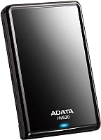 Внешний жесткий диск A-data DashDrive HV620 500GB (AHV620-500GU3-CBK) -