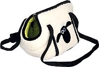 Сумка для животных Trixie Shaun the Sheep 36894 (кремовый/зеленый) -