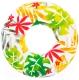 Круг для плавания Intex Прозрачный 58263 (листья) -