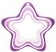 Круг для плавания Intex Звезда 59243 (фиолетовый) -
