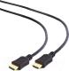 Кабель HDMI Gembird CC-HDMI4L-1M (1м) -