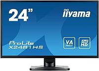 Монитор Iiyama ProLite X2481HS-B1 -