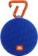 Портативная колонка JBL Clip 2 (синий) -