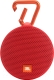 Портативная колонка JBL Clip 2 (красный) -