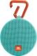 Портативная колонка JBL Clip 2 (бирюзовый) -