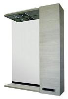 Зеркало для ванной Sanflor Торонто 75 R / Tor.02.75 (венге/орфео серый) -
