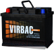 Автомобильный аккумулятор Virbac Classic R (60 А/ч) -