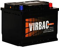 Автомобильный аккумулятор Virbac Classic 55 0 (55 А/ч) -