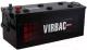 Автомобильный аккумулятор Virbac Classic 190 3 (190 А/ч) -