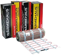 Теплый пол электрический Warmehaus 200w-9.0/1800w -
