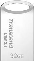 Usb flash накопитель Transcend JetFlash 710 White 32GB (TS32GJF710S) -