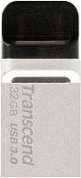 Usb flash накопитель Transcend JetFlash 880 32GB (TS32GJF880S) -