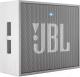 Портативная колонка JBL Go (серый) -