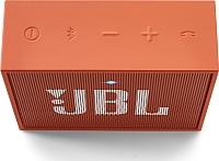 Портативная колонка JBL Go (оранжевый) -