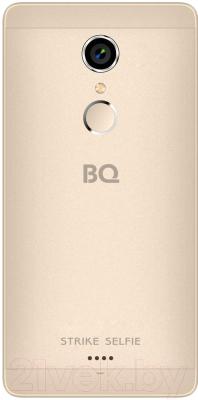 Смартфон BQ Strike Selfie BQS-5050 (золото)