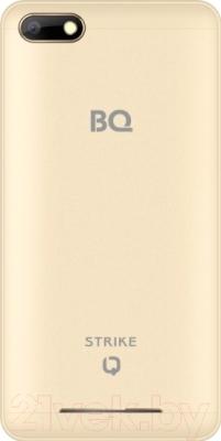 Смартфон BQ Strike BQS-5020 (золото)