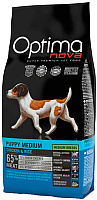Корм для собак Optimanova Puppy Medium Chiken & Rice (12кг) -