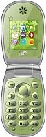 Мобильный телефон BQ Flower BQM-1410 (зеленый) -