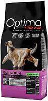 Корм для собак Optimanova Adult Medium Chiken & Rice (12кг) -