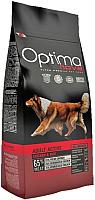 Корм для собак Optimanova Adult Active Chiken & Rice (12кг) -