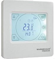 Терморегулятор для теплого пола Warmehaus WH Touchscreen 92 (белый) -