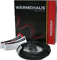 Теплый пол электрический Warmehaus CAB 20W-10.0m/200w -