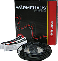 Теплый пол электрический Warmehaus CAB 20W-32.0m/640w -