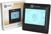 Терморегулятор для теплого пола Electrolux Electrolux ETT-16 Touch (черный) -