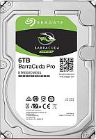 Жесткий диск Seagate Barracuda Pro 6TB (ST6000DM004) -