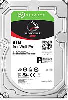 Жесткий диск Seagate Ironwolf 8TB (ST8000VN0022) -