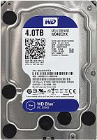 Гибридный жесткий диск Western Digital Blue 4TB (WD40E31X) -