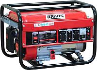 Бензиновый генератор Brado LT4500B -