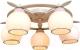 Светильник Максисвет Еврокаркасы 1-3310-5-DGRY E27 -