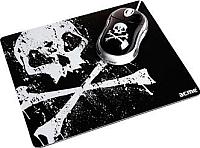 Мышь Acme MN-06W/Pad pirate -